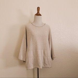 J. Jill Kimono Sweater